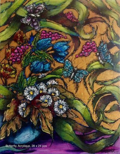 Jean Jacques Hudon, 'Butterfly'