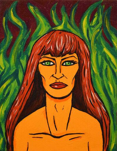 Marina Marchand, 'Self-Portrait as a Phoenix', 2017