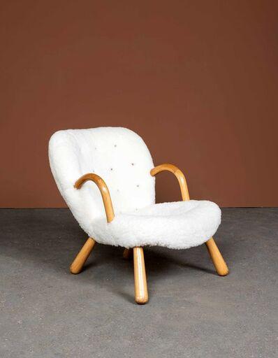Philip Arctander, 'Clam chair, Armchair', vers 1940