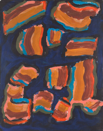 Betty Parsons, 'Wyoming Magic', 1974