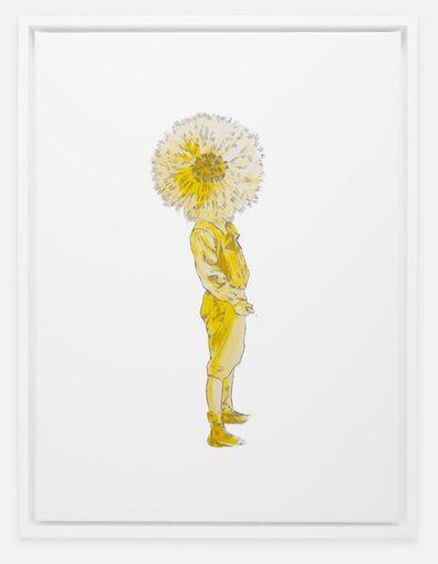 Mieke Marple, 'Erotic Garden (Dandelion)', 2018