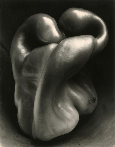 Edward Weston, 'Pepper (30P)', ca. 1930