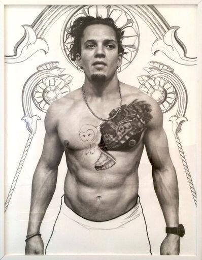 Cesar Santos, 'Peter', 2016