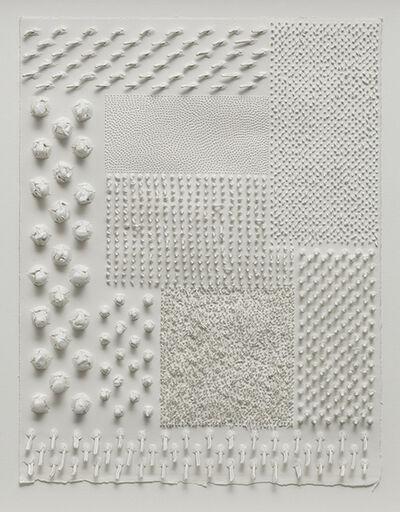 Lars Christensen, 'White Structure / Manual #3', 2014