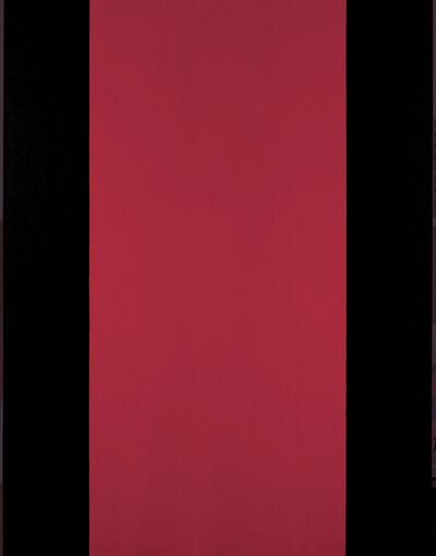 Barnett Newman, 'The Way II', 1969