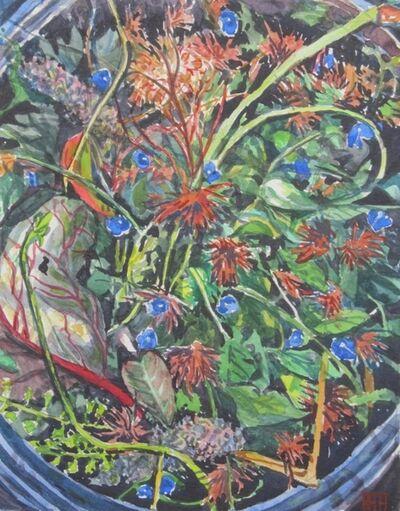 Richard Estell, 'Blue Blossoms', 2015