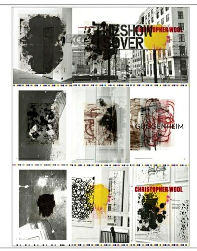 Christopher Wool, 'Untitled Poster', 2013