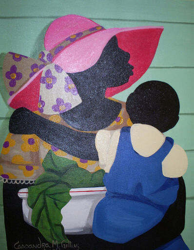 Cassandra Gillens, 'A Mother's Work is Never Done'