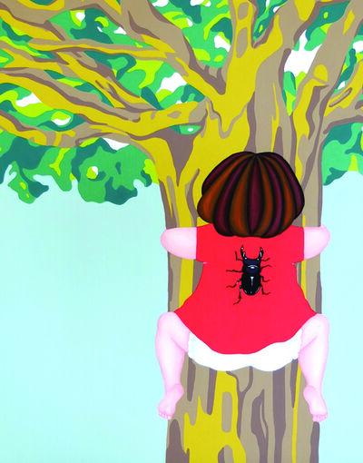 Aki Yamamoto, 'One life', 2015