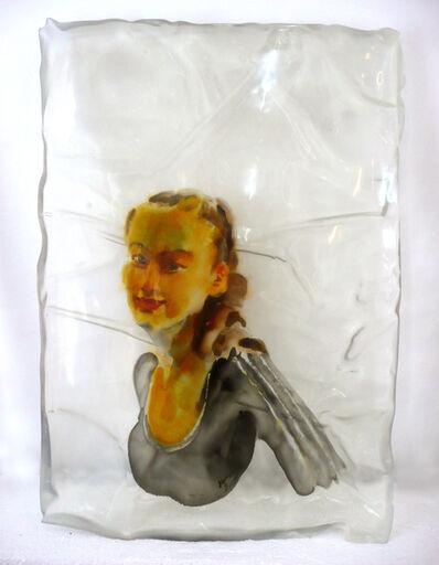 Yu Hong 喻红, 'Adolescence 4 《青春期 4》', 2008