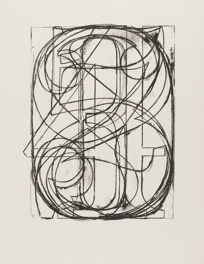 Jasper Johns, '0 Through 9', 1975
