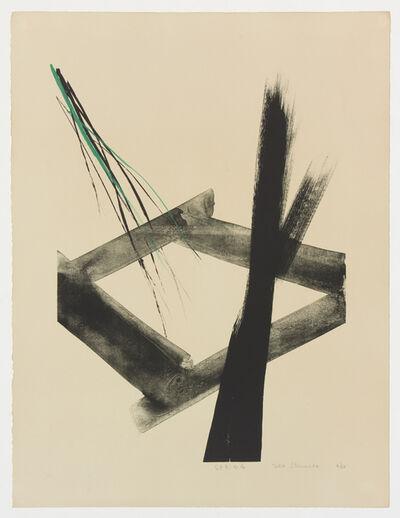 Tōkō Shinoda, 'Spring, 6/30', 1975-1980
