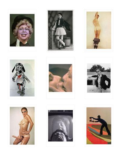 Lynda Benglis, 'SELF', Various dates 1970-76  Published 2010