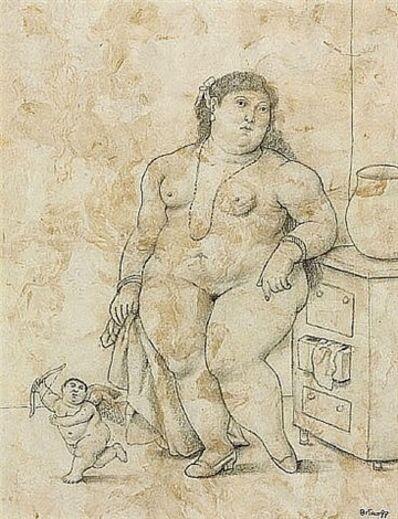 Fernando Botero, 'Venus', 1997