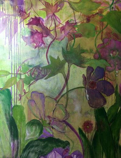 Helen M. Weinstein, 'Acer Blooms'
