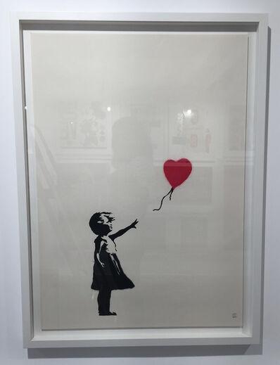 Banksy, 'Girl With Balloon', 2003