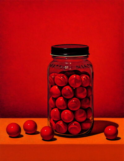 Tom Gregg, 'Red Candies', 2012