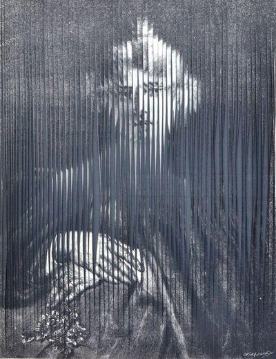 Hernan Soriano, 'Busto de Estudio', 2017