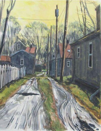 Richard Estell, 'Night Wind Alley', 2015