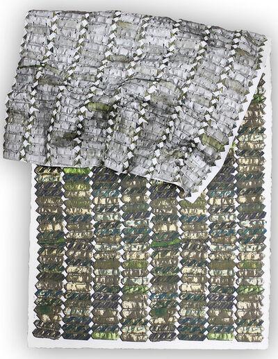 El Anatsui, 'Green Variation ', 2015