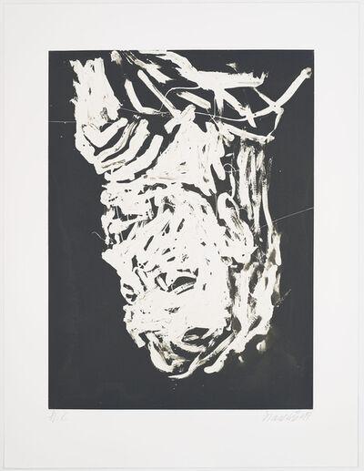 Georg Baselitz, 'Elke I', 2017