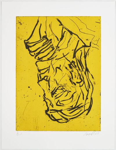 Georg Baselitz, 'Elke V', 2017