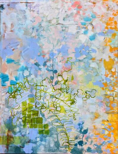 Serge Nyfeler, 'Empty garden', 2018