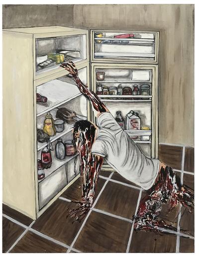 Alex Arizpe, 'The Fridge', 2011