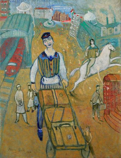 Franz Roth, 'Eine Reise nach Mailand / Un voyage à Milan', 2016