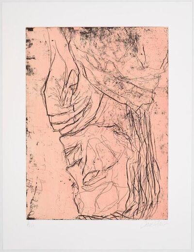 Georg Baselitz, 'Elke IX', 2017