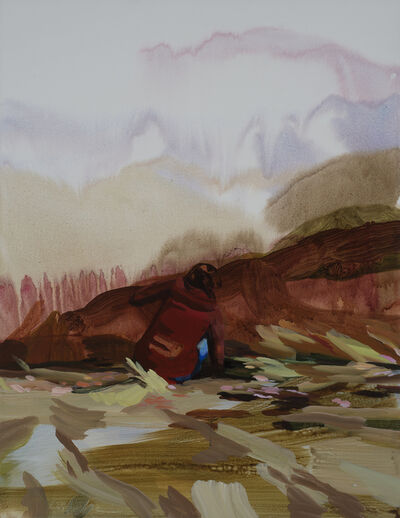 Nikki Lindt, 'Between Fields'