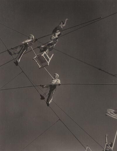 Harold Haliday Costain, 'High Wire Artists', 1930