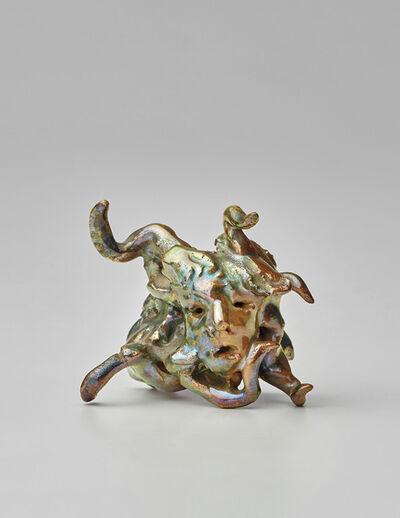Lucio Fontana, 'Testa di Medusa', 1947-50