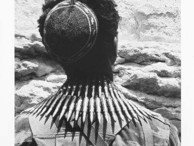 Micha Bar-Am, 'First soldier at the wall, Six day war', 1967