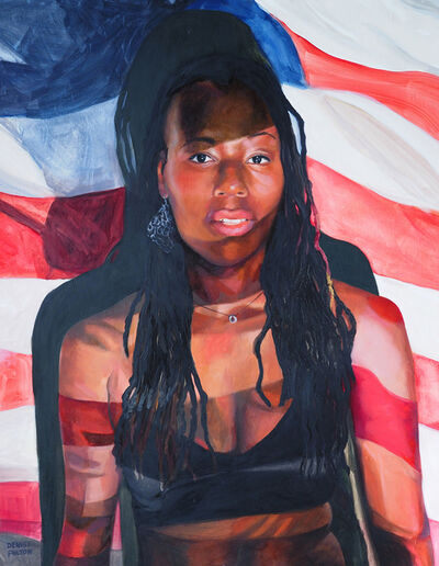 Denise M. Fulton, 'Her Country II'