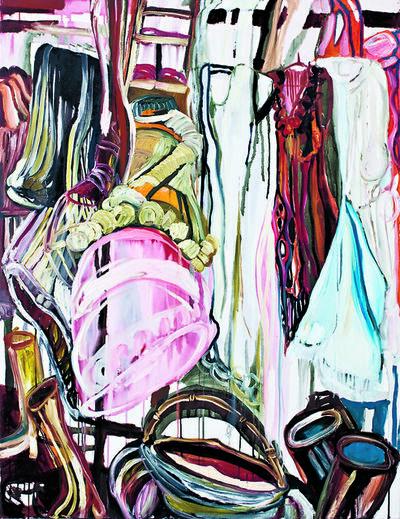 Meta Isaeus-Berlin, 'Min Garderob', 2007