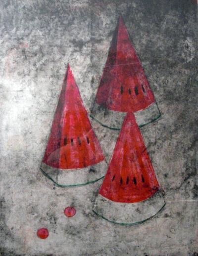Rufino Tamayo, 'Pasteque #2', 1969