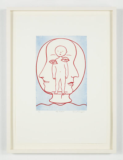 Louise Bourgeois, 'Self Portrait (MoMA)', 1990-1994