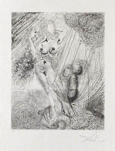 Salvador Dalí, 'Birth of Venus', 1963