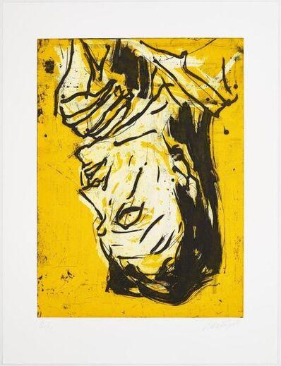 Georg Baselitz, 'Elke VII', 2017
