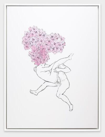 Mieke Marple, 'Erotic Garden (Hydrangea)', 2018