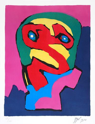 Karel Appel, 'Composition I', 1970