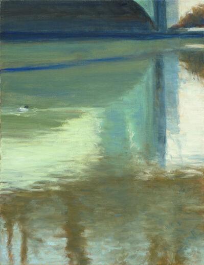 Margaret Leveson, 'Under Lullwater Bridge Prospect Park'