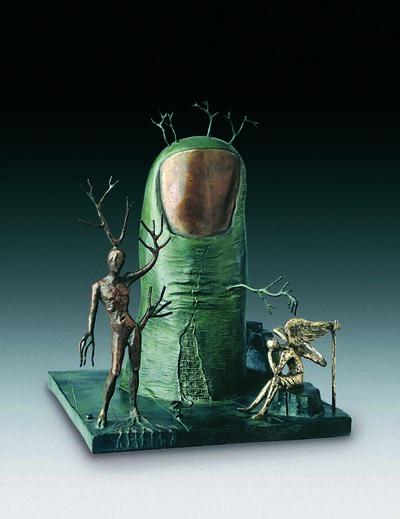 Salvador Dalí, 'Vision Of The Angel', 1977