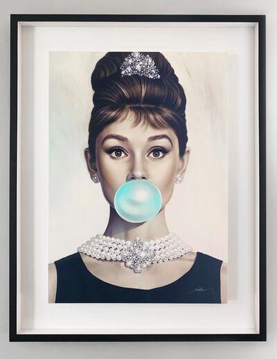 Michael Moebius, 'Audrey Bubblegum', 2017