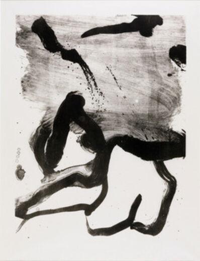 Willem de Kooning, 'Beach Scene ', 1971