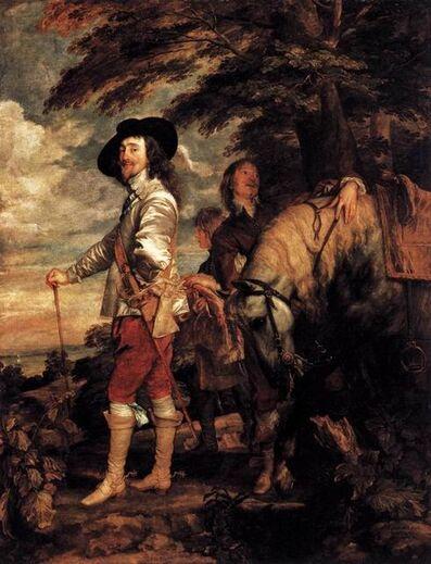 Anthony van Dyck, 'Charles I at the Hunt', 1635