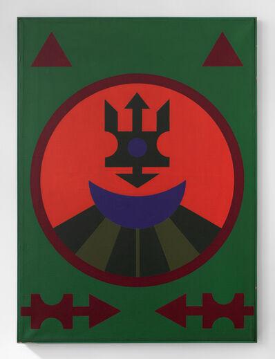 Rubem Valentim, 'Emblema 79', 1979