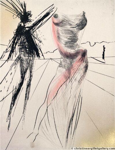"Salvador Dalí, 'Faust ""The Bust""'"