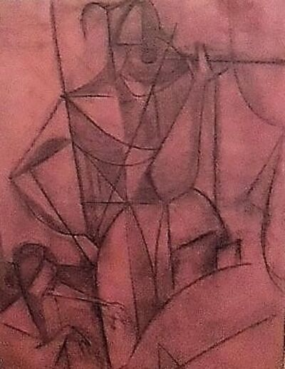 "Anna Walinska, '""The Musicians""', 1936"